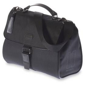 Basil Noir City Lenkertasche 6l midnight black